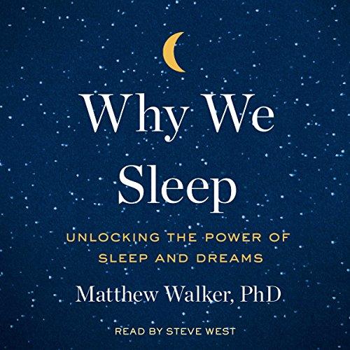 Dočteno: Proč spíme?